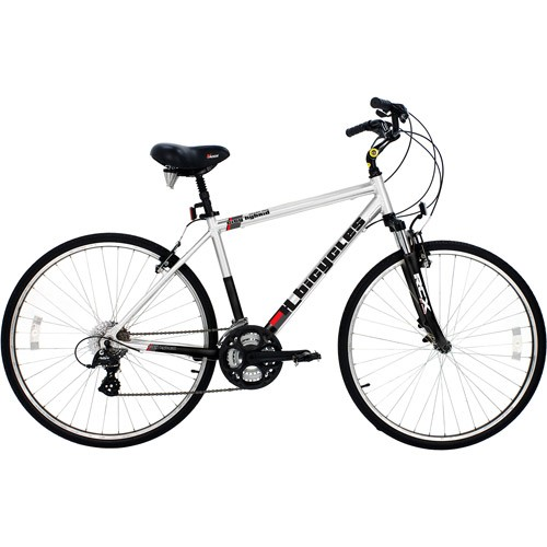 Hiland Spark Men's Hybrid City Bike