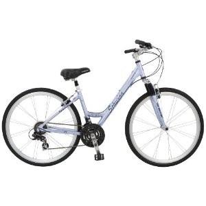 Schwinn Midmoor Womens Hybrid Bike 700c Wheels