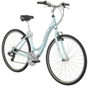 Diamondback Vital Three Women's Sport Hybrid Bike (700c Wheels)