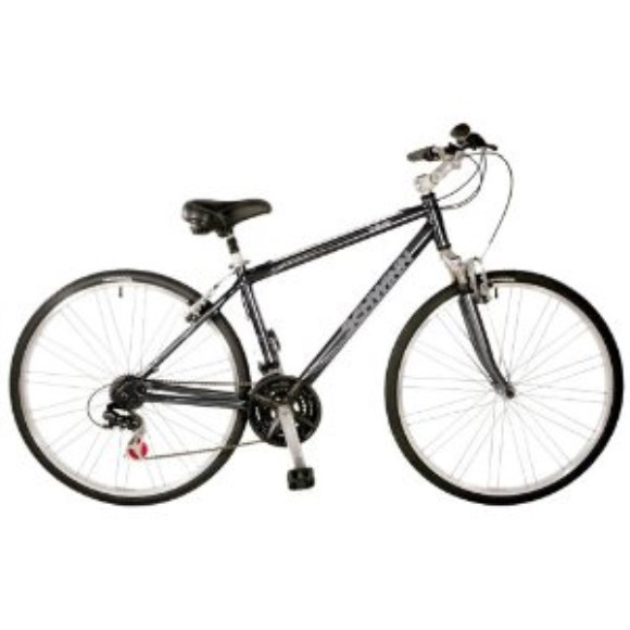 Men's Schwinn 700C Trail Way Hybrid Bike