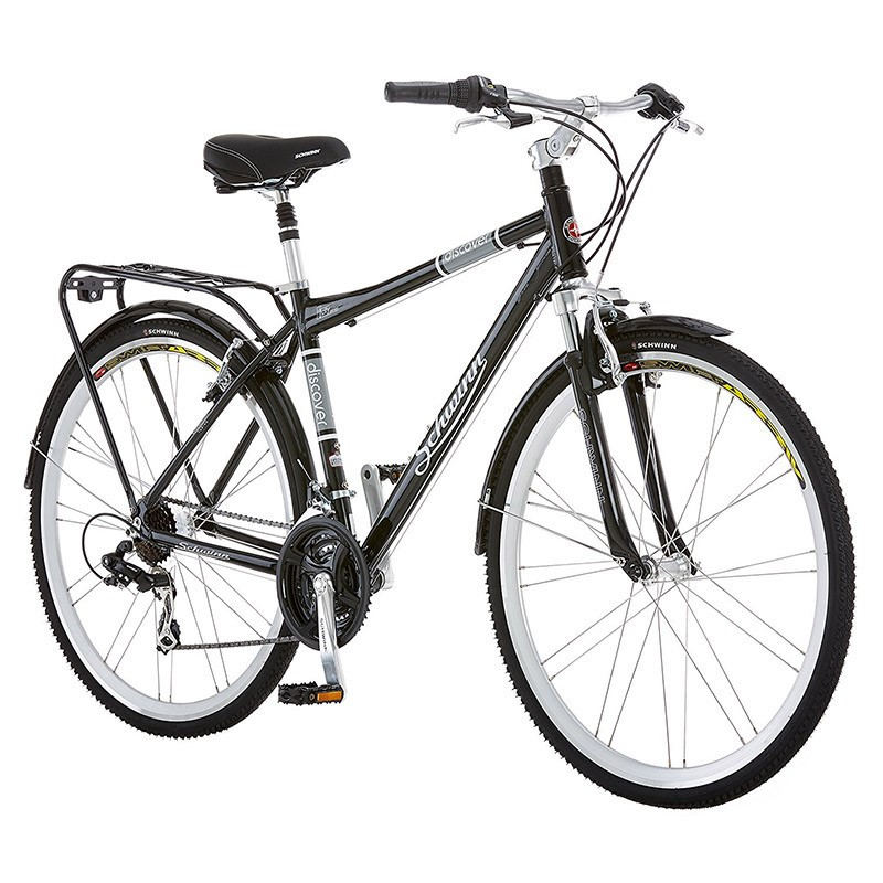 700c Men S Schwinn Solitaire Hybrid Bike