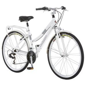 700c Women S Schwinn Solitaire Hybrid Bike