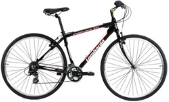 Lombardo Wheelerpeak 100 Italian 21-Speed Hybrid Bike