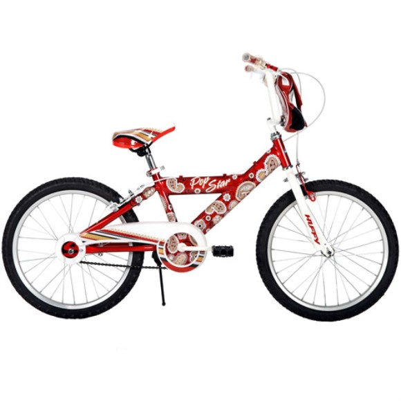 "Huffy 20"" G Popstar A.M.P. Girl's Bike"