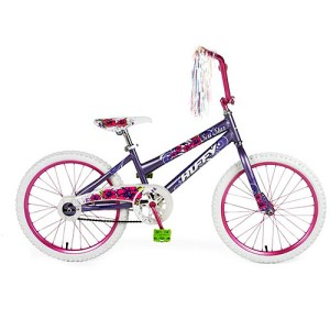"Huffy 20"" Girl's Sea Star Bicycle"
