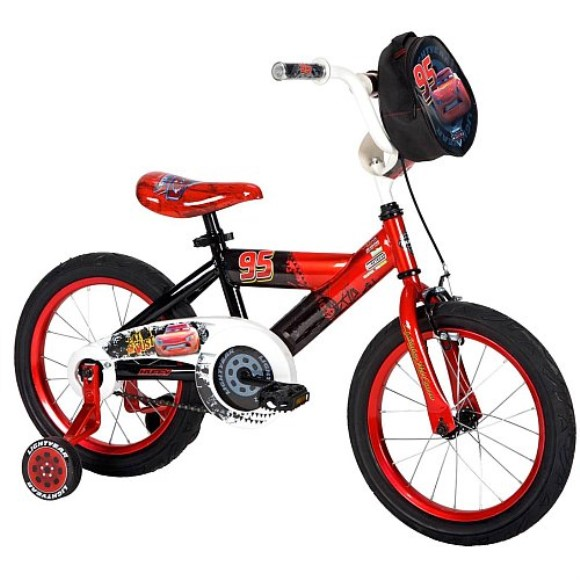 Huffy Cars Lightning McQueen 16 Boys' Bicycle