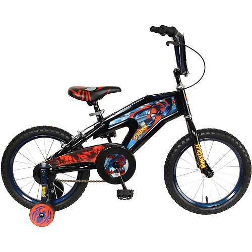 Cycle Force Spiderman 16 Boys' Bicycle