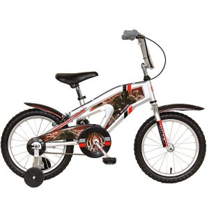 Cycle Force G.I. Joe Snake Eyes 16 Boys' Bicycle