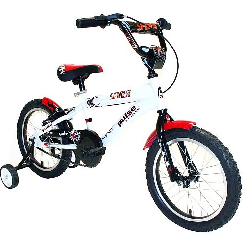 Pulse Spider 16 Boys' Bicycle