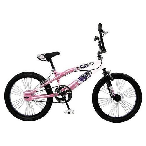 Mongoose Chill 20 inch Girl's BMX Bicycle