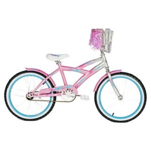 Kent Girls 20'' Peppermint Swirl Kids Bike