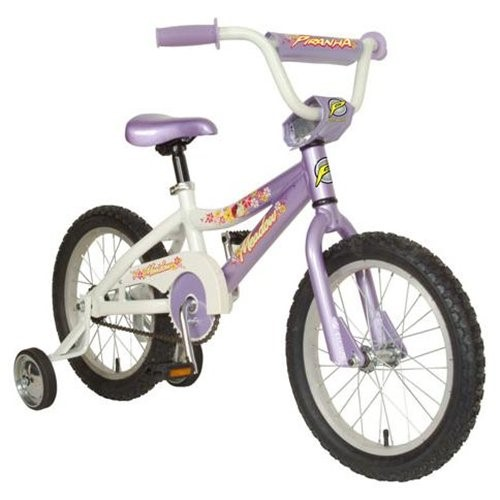 Cycle Force Piranha 16'' Girls Bike
