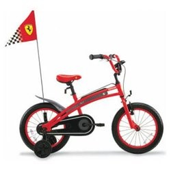 Ferrari Kids 16 Bike