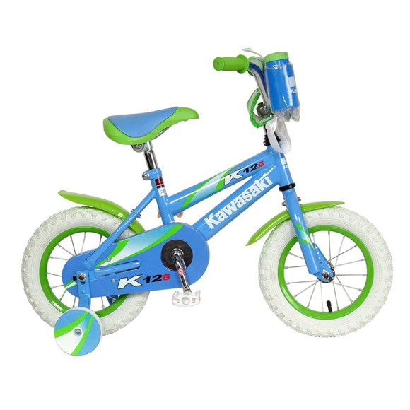 "Kawasaki Girls 12"" Bicycle"