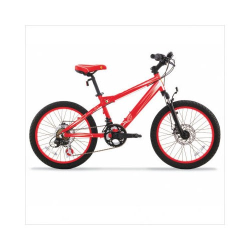 Ferrari Kids 20' Mountain Bike