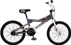 "Mongoose 20"" Streak Boys Freestyle BMX Bike"