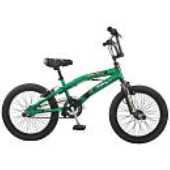 Mongoose Antic 18 inch Boys BMX Bicycle