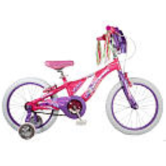 Schwinn Locket 18 inch Girls Bicycle