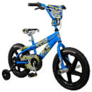 Mongoose Kapow 16 inch Boys Bicycle