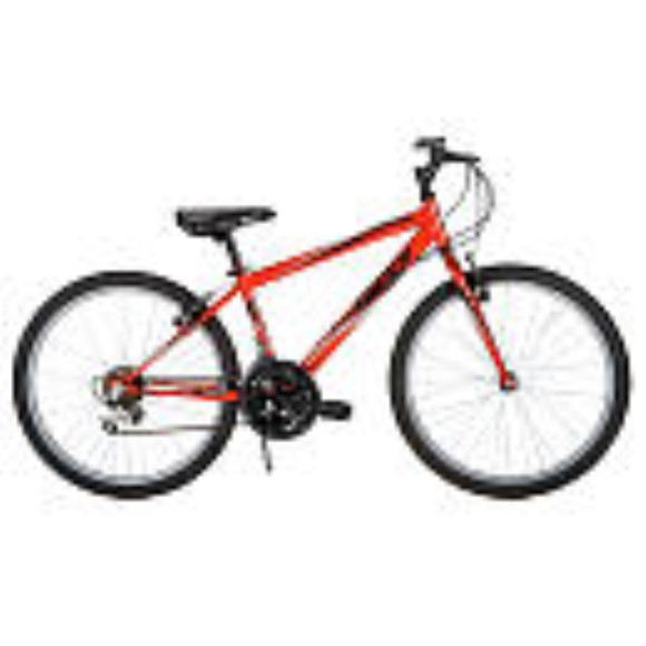 Huffy 24 inch Boys Granite Mountain Bicycle