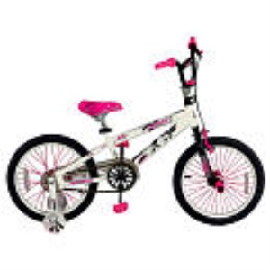 Avigo Hot 18 inch Girls BMX Bicycle