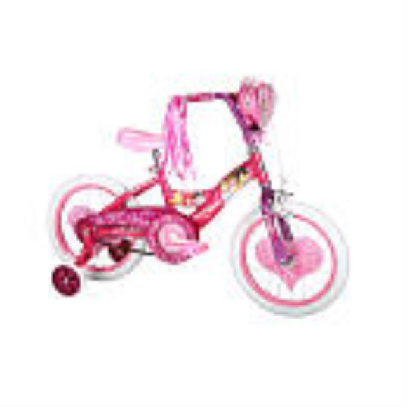 Huffy Disney Princess 16 inch Girls Bicycle