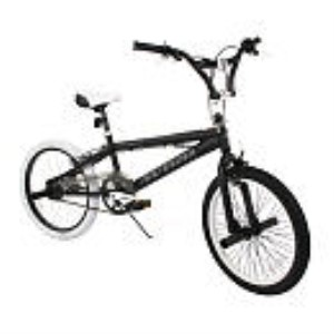 Avigo 20 inch Boys Turn N Burn Freestyle BMX Bicycle