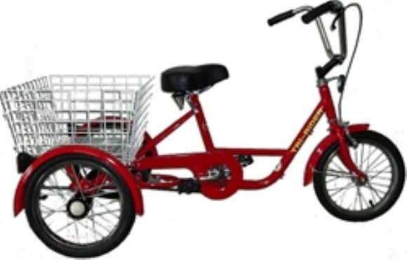 Belize Tri Rider 16 Inch Tricycle