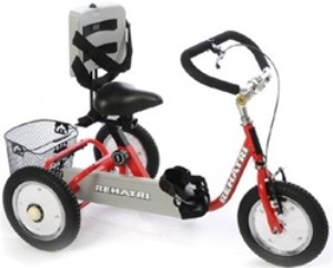 "Mission Rehatri 12"" Special Needs Therapy Tricycle"