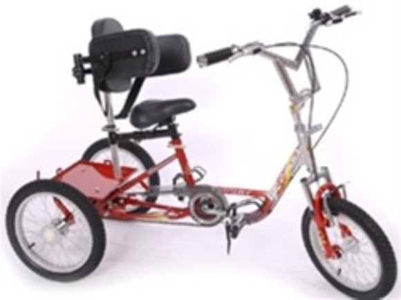 "Mission BMX Trike MX 16"" wheel Special Needs Teen/Adult Tricycle"
