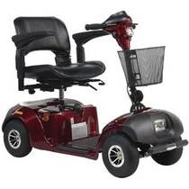 Drive Medical Daytona 4-Wheel Electric Scooter