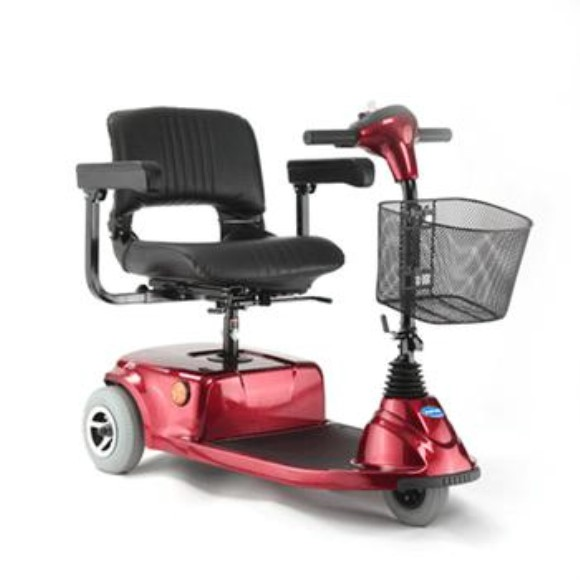 Invacare Lynx L-3X Electric Scooter