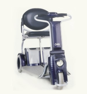 EV Rider Caddy Folding Scooter