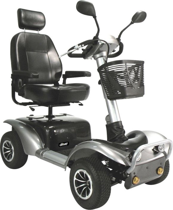 ActiveCare Osprey Extra Large 4-Wheel Scooter