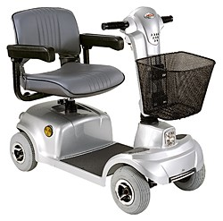 CTM HS-360 Four Wheel Scooter