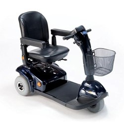 Invacare Leo 3 Wheel Mobility Scooter