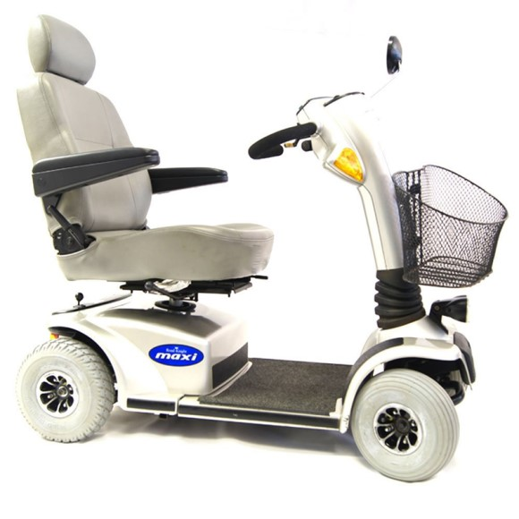 Pride Legend 3-Wheel Electric Scooter