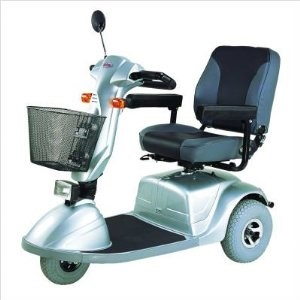 CTM Road Class Three Wheel Scooter
