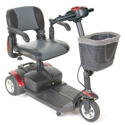 ActiveCare Spitfire EX 1320 3-Wheel Scooter