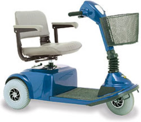 Pride Victory 3 Wheel Electric Scooter