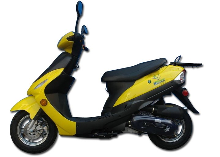50cc Gas Saver Scooter