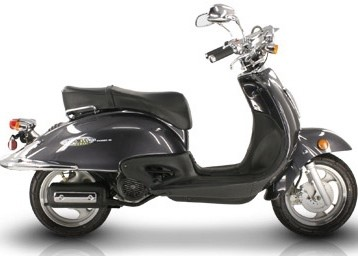 Retro Moped 150cc KK150RT