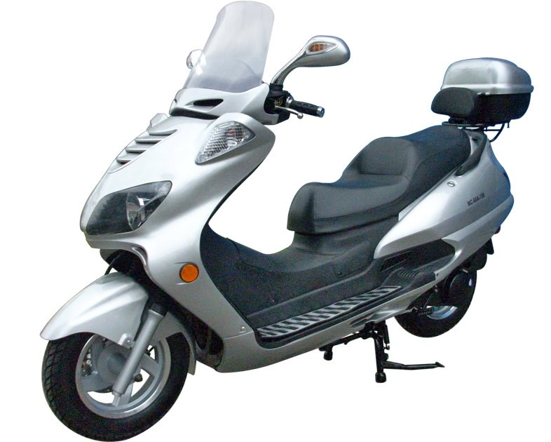Touring Scooter 250cc with trunk