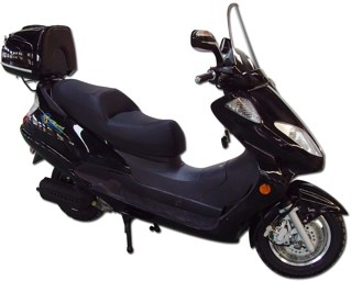 Touring Scooter 250cc