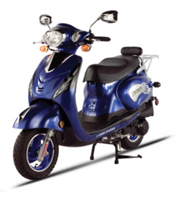 X-treme XM-155 Gas Powered Moped