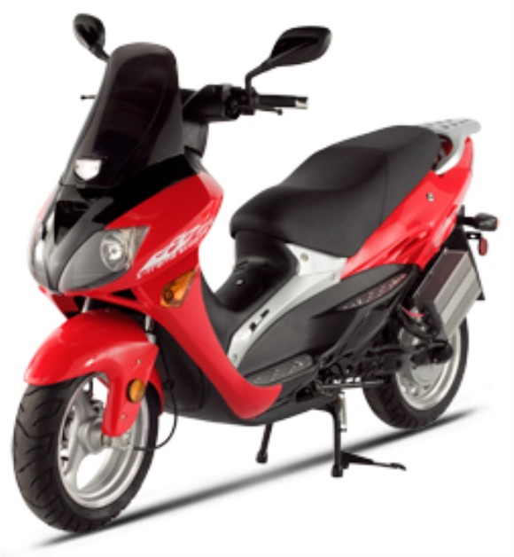 X-treme XM-4000Li Lithium Ion Powered Electric Moped