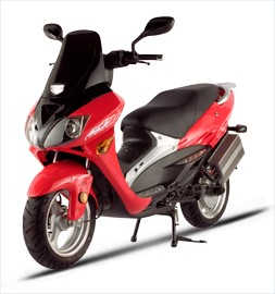 X-treme XM-5000Li Lithium Ion Powered Electric Moped