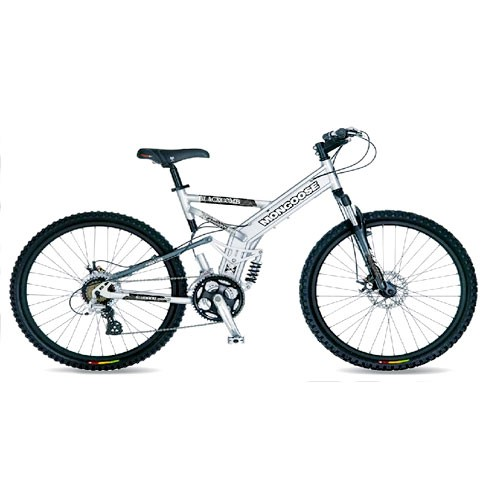 "26"" Men's Mongoose Blackcomb All Terrain Bike"