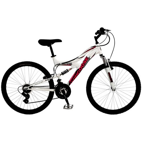26' Women's Mongoose XR-75 Dual-Suspension Bike