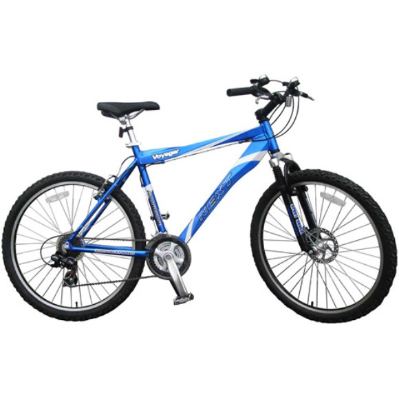 "26""  Men's Aluminum Mountain Bike"